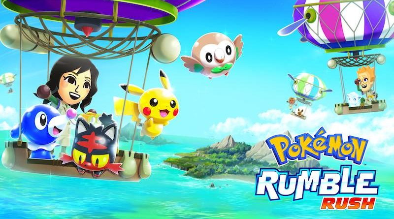 Pokémon-Rumble-Rush