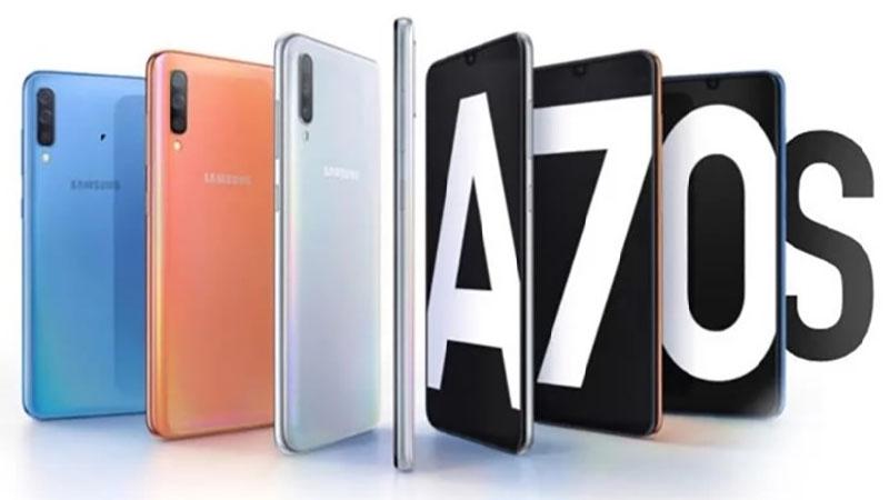 Samsung pode lançar Galaxy A70S com câmera de 64 MP
