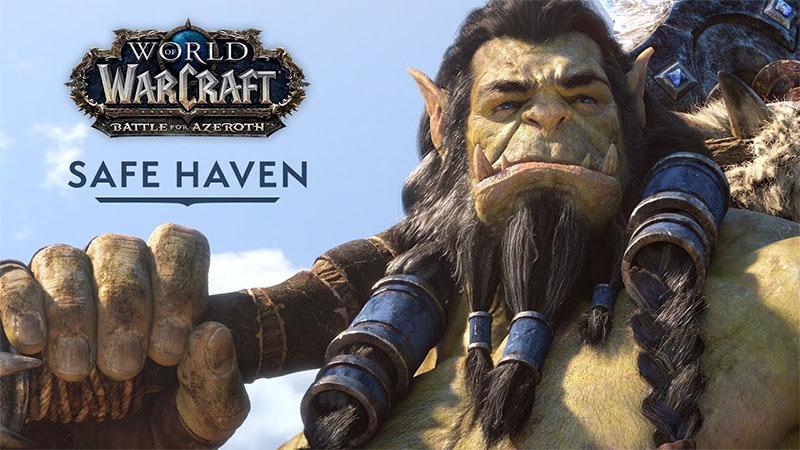 World of Warcraft - Safe Haven