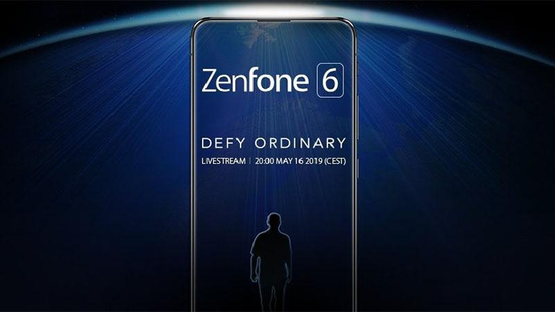 Zenfone 6Z pode ser lançado dia 16 de maio junto com Zenfone 6