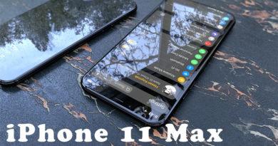 iPhone 11 Max aparece em vídeo conceitual com design espetacular