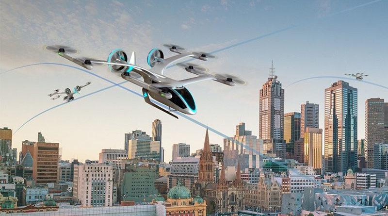 Conheça o eVTOL - Veículo voador elétrico que a Embraer pretende lançar futuramente