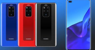 Huawei Mate 30 Pro aparece em vídeo conceitual com especificações top de linha