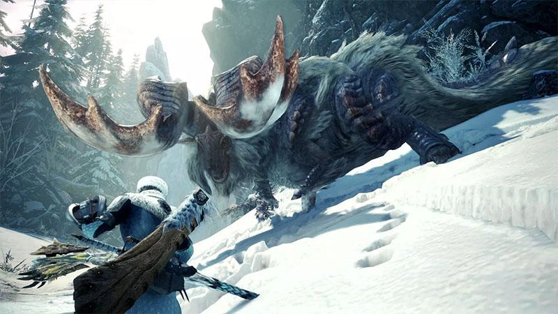 Monster Hunter World- Iceborne