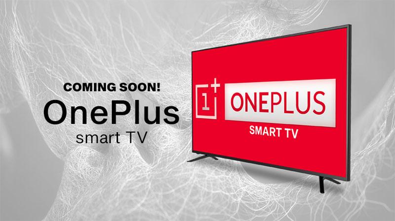 OnePlus pretende lançar TV inteligente
