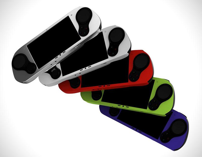 Smach Z - Console portátil mais poderoso do mundo deve chegar ao mercado em breve