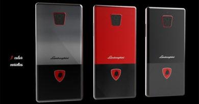 Smartphone Lamborghini Mist aparece em vídeo conceitual com design espetacular