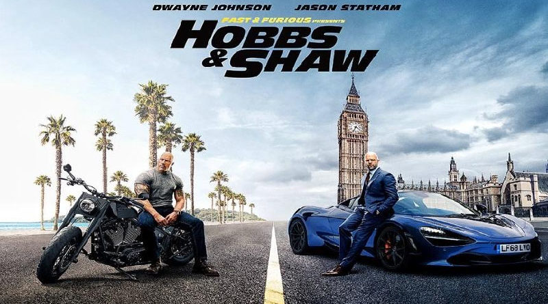 Velozes e Furiosos - Hobbs & Shaw