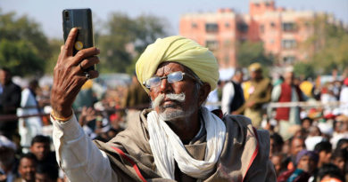 Índia é o país que mais usa rede móvel no mundo