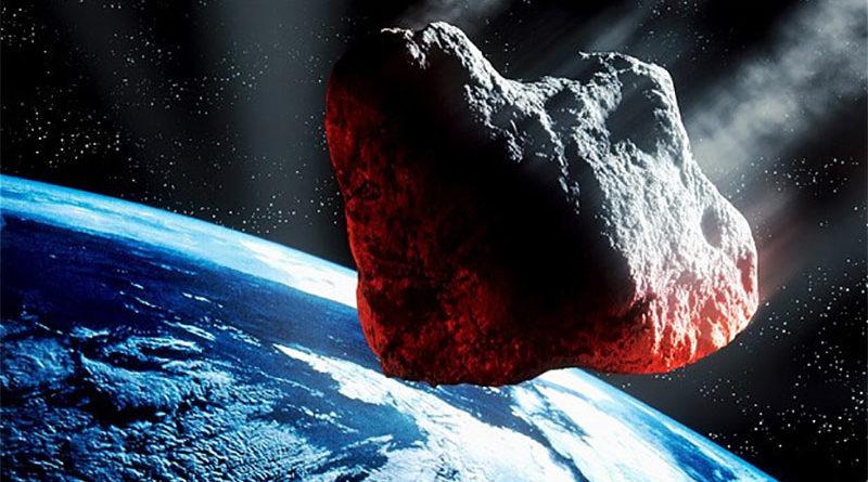 Asteróide de 55 milhões de toneladas está vindo em direção a terra e pode nos atingir em outubro