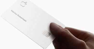 Cartão de crédito da Apple deve ser lançado em Agosto
