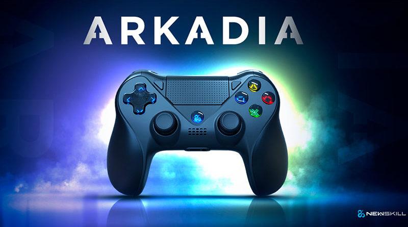 Conheça o Arkadia - Controle sem fio que é compatível com PS4, Nintendo Switch e PC