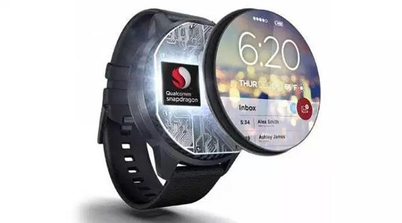 Há rumores de que a Qualcomm está desenvolvendo processador super potente para smartwatches