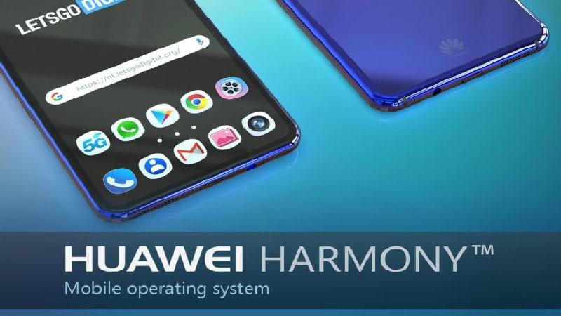 Harmony poderá ser o novo sistema operacional da Huawei