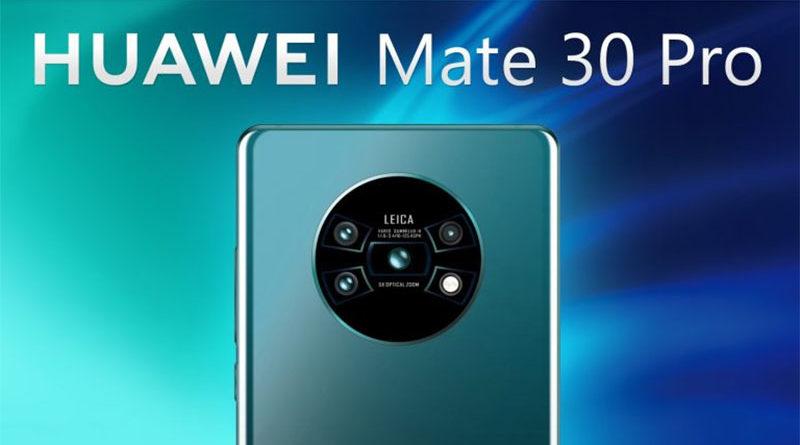Huawei Mate 30 Pro pode chegar equipado com lentes de câmera de cinema