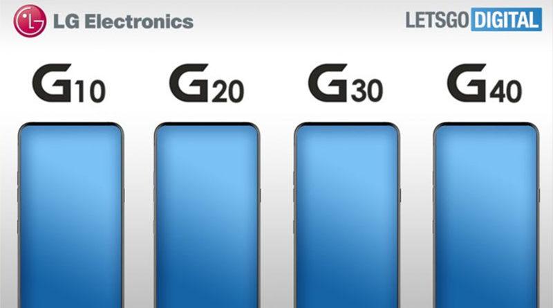 LG G10, G20, G30 e G40 são os novos membros da série G