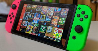 Novo Switch da Nintendo acaba de ser lançado com bateria poderosa