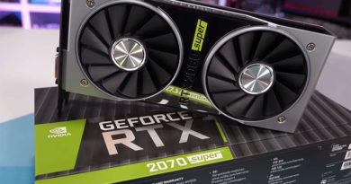 Nvidia lança novas Geforce RTX com segmento SUPER GPUs