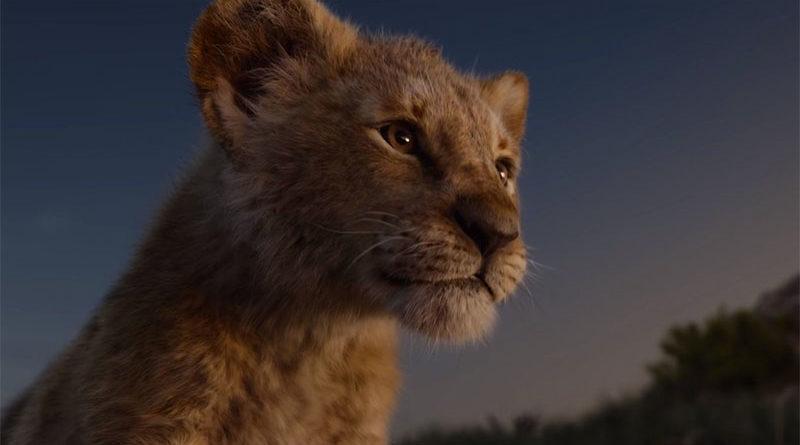 O Rei Leão 2019