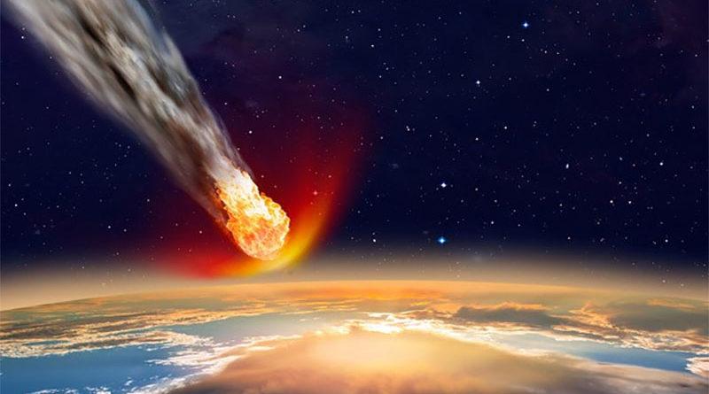 Parece que a terra está na rota de um gigante asteróide