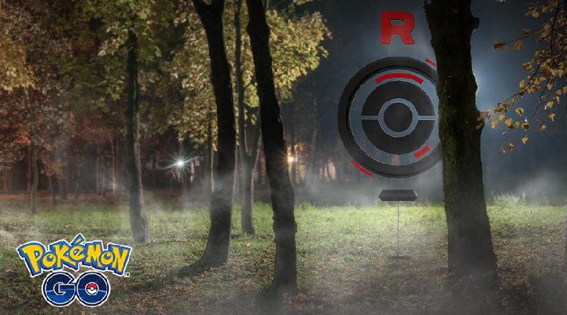 Pokemon Go - Equipe Rocket