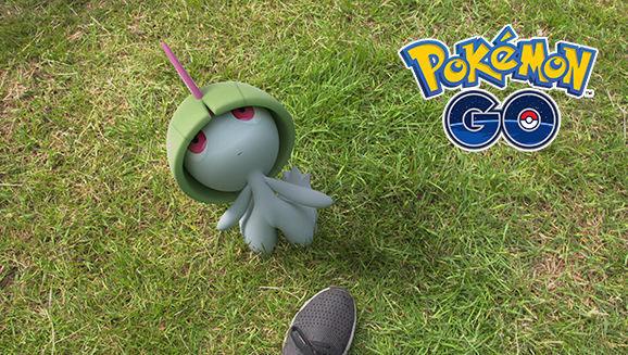 Ralts - Pokémon GO