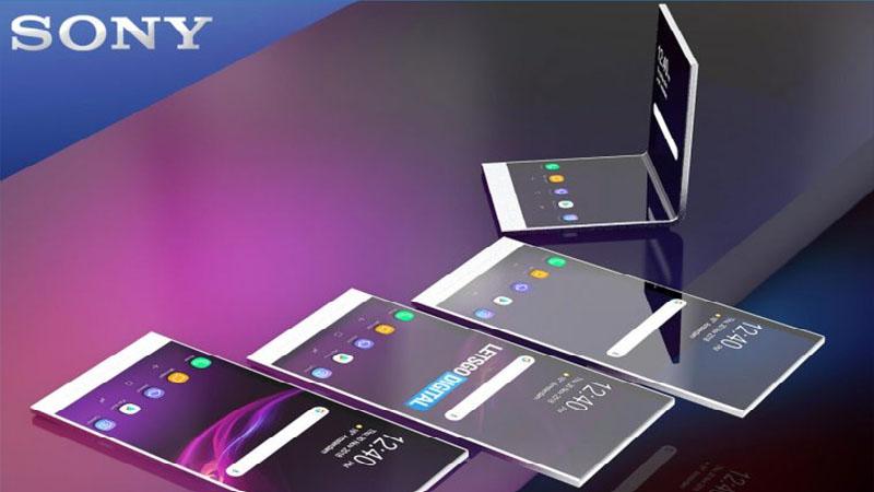 Smartphone dobrável da Sony deve chegar com sensores na tela