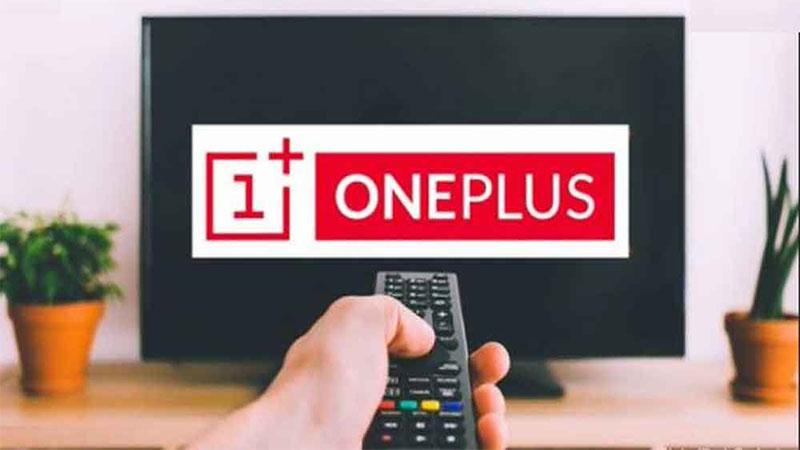 TV da OnePlus deve chegar com controle remoto bluetooth
