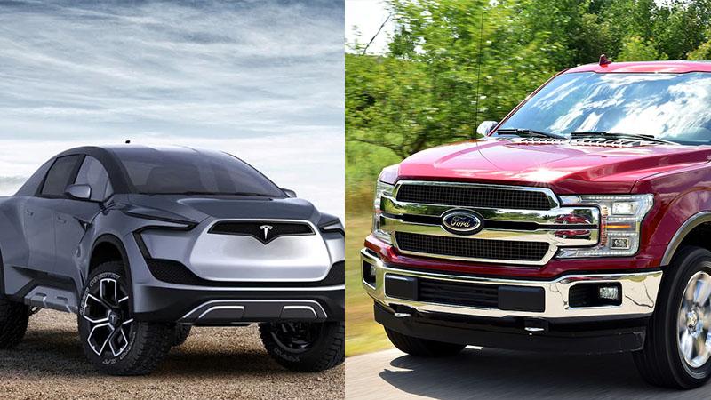 Tesla versus Ford - Qual picape elétrica pode dominar o mercado americano