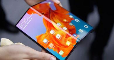 Huawei Mate X está previsto pra chegar em novembro