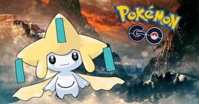 Jirachi - Pokémon GO