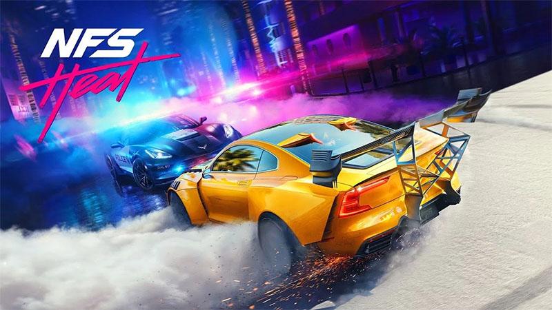 Desenvolvimento de Need for Speed Heat está oficialmente concluído