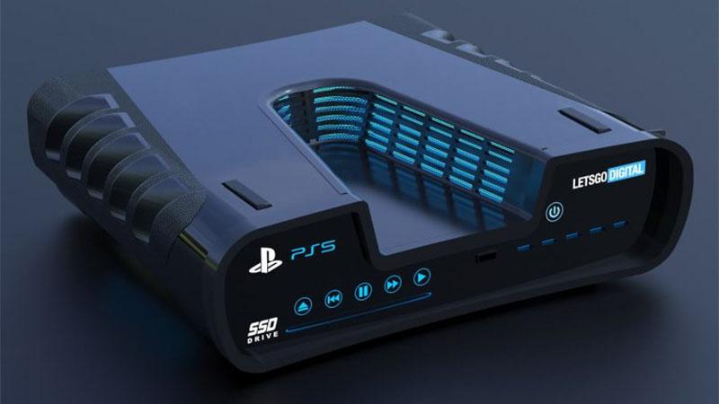 Patente conceitual da Sony mostra PlayStation 5 com design espetacular