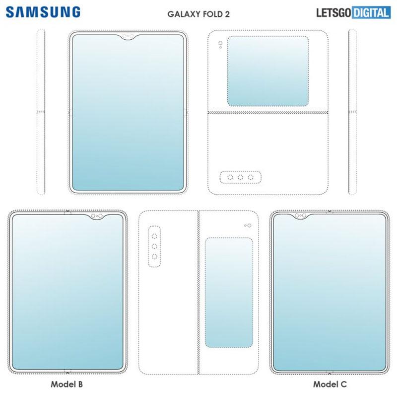 Samsung Galaxy Fold 2 pode estar a caminho