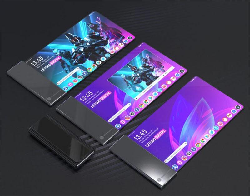 É possível jogar e assistir TV com a tela rolável da LG