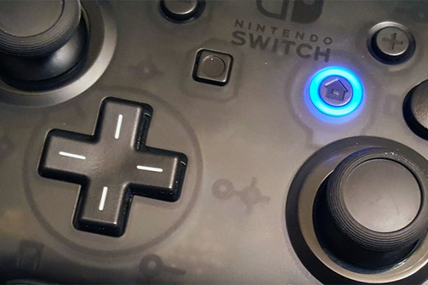 Atualização de firmware 9.0.0 do Nintendo Switch ativa LED do botão Home para outras funções