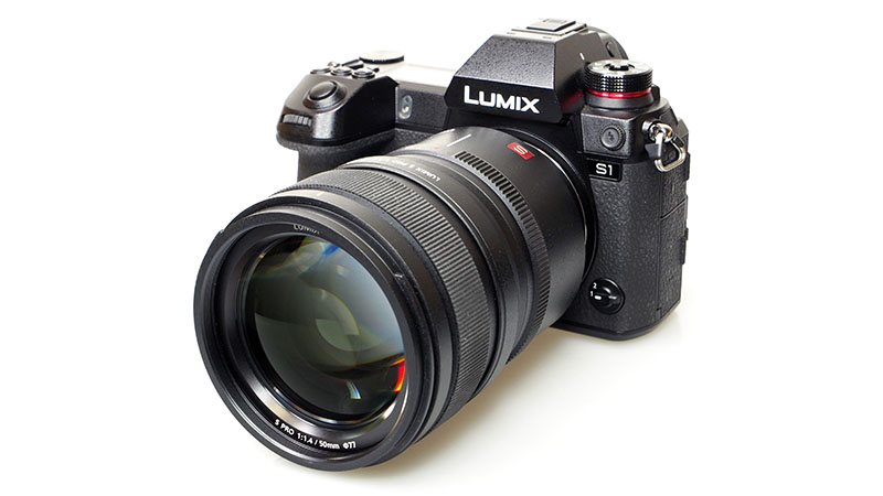 Conheça a super câmera Panasonic Lumix S1H