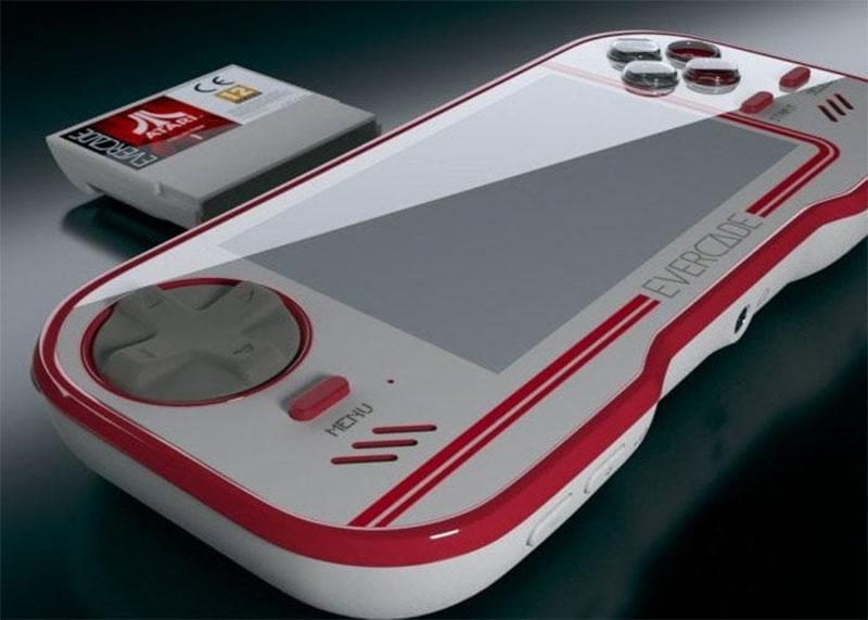 Conheça o Evercade - Console retrô portátil que está a caminho