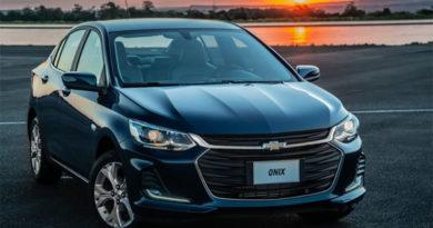 Conheça o novo Chevrolet Onix Plus