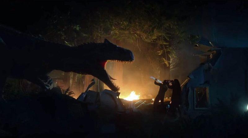 """Jurassic World ganha curta metragem surpresa que expande final de """"Reino Ameaçado"""""""