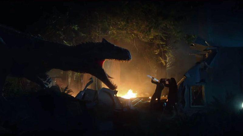 Jurassic World - Reino Ameacado