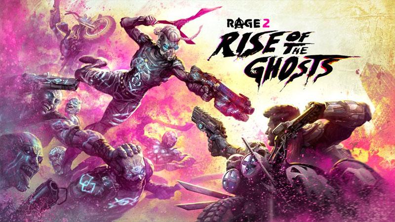 Rage 2 - A Ascensão dos Fantasmas