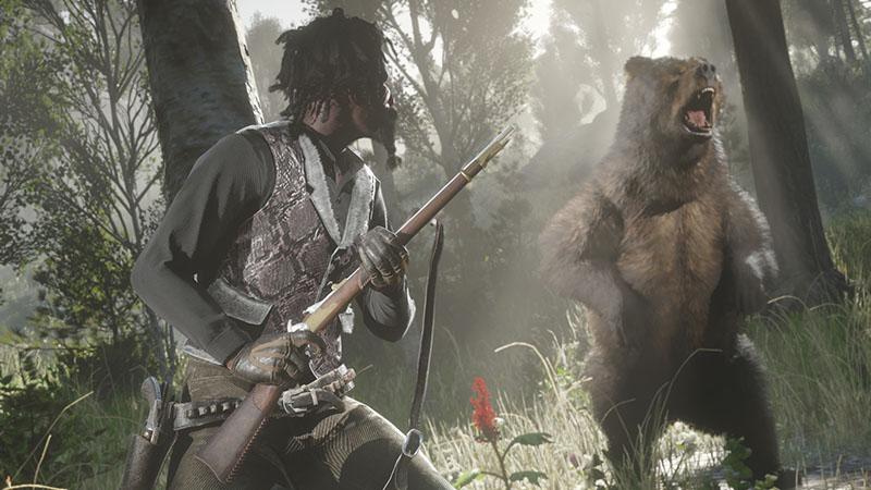 Red Dead Online Urso