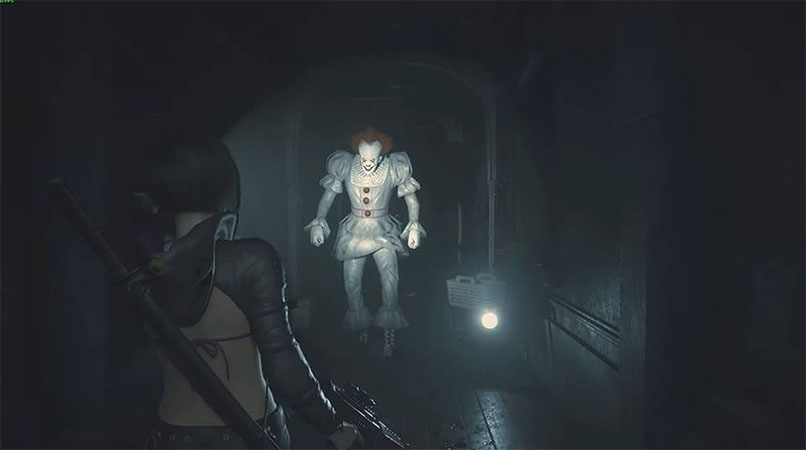 Resident Evil 2 Remake - It Capitulo 2