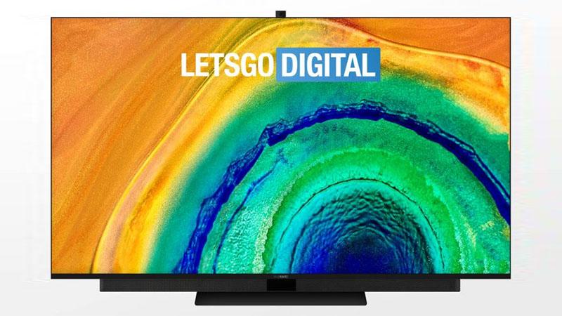 TV 4K da Huawei com sistema Harmony OS acaba de ser anunciada