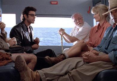 Trio original de Jurassic Park retornará em Jurassic World 3