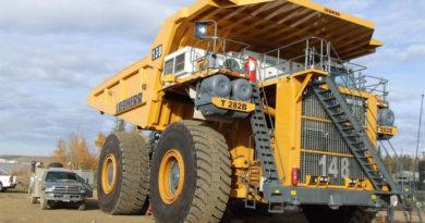 Veja as maiores máquina de mineração do mundo
