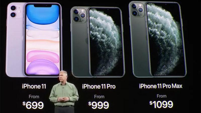 iPhone 11 é anunciado oficialmente