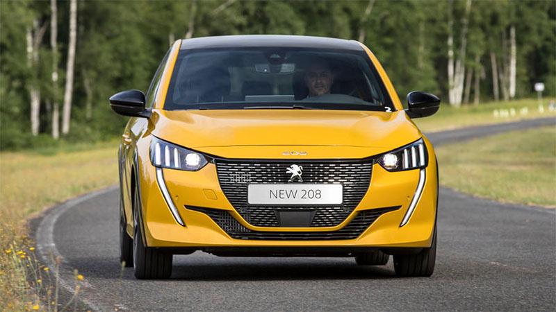 Acelere com o novo Peugeot 208 2020