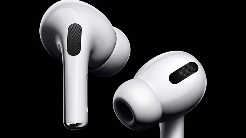 Apple lança AirPods Pro com cancelamento de ruído